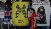 Niespokojnie na wschodzie Ukrainy przed wyborami prezydenckimi