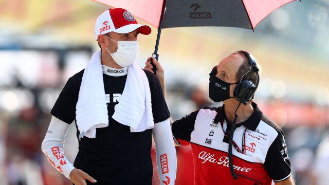 """Kubica świadomy swego położenia w F1. """"Są kierowcy wyżej na liście"""""""