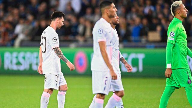 """""""Pojawienie się Messiego osłabia PSG"""""""
