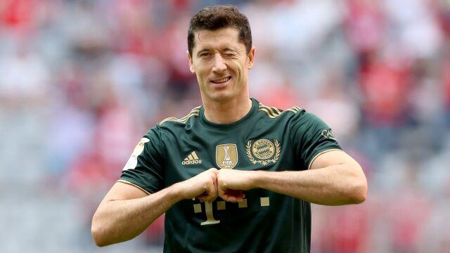 Rekordowe osiągnięcie Lewandowskiego. Bayern gromi w Bundeslidze