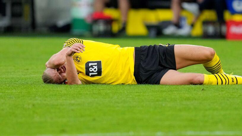 Problemy Borussii Dortmund. Uraz Haalanda poważniejszy, niż przypuszczano
