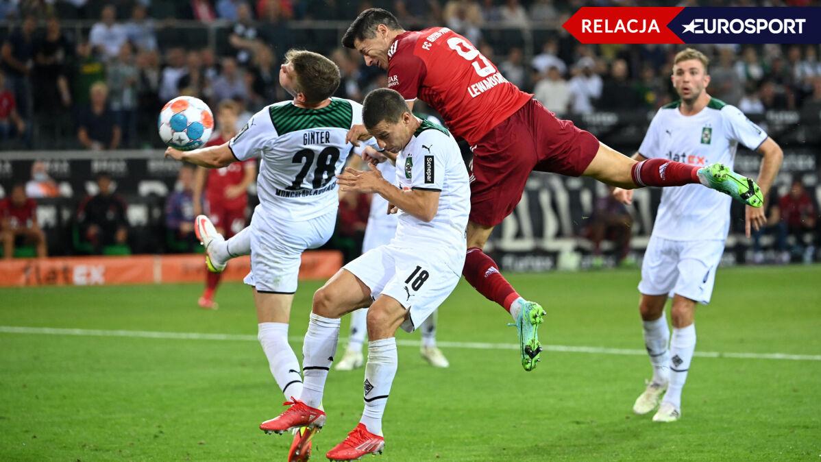 Trzy gole w 20 minut. Bayern z Lewandowskim na kolanach
