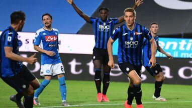 Napoli zaspało tuż po przerwie. Hit Serie A dla Atalanty