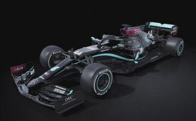 Mercedes-AMG Petronas F1 Team zaprezentował nowe malowanie w geście walki z rasizmem