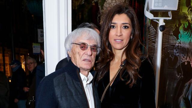 """89-letni były szef Formuły 1 został ojcem. """"Kolejna atrakcja w moim życiu"""""""