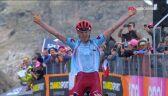 Zakarin wygrał 13. etap Giro d'Italia