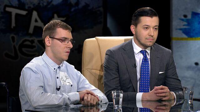 Jakub Hartwich: walczymy o to, by nie trafiać do domów pomocy, jak nasi rodzice umrą