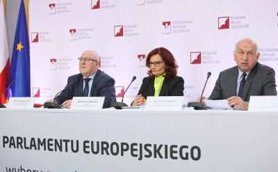 Ile lat ma najstarszy kandydat, ile kandydatów to kobiety? Wybory do europarlamentu w liczbach
