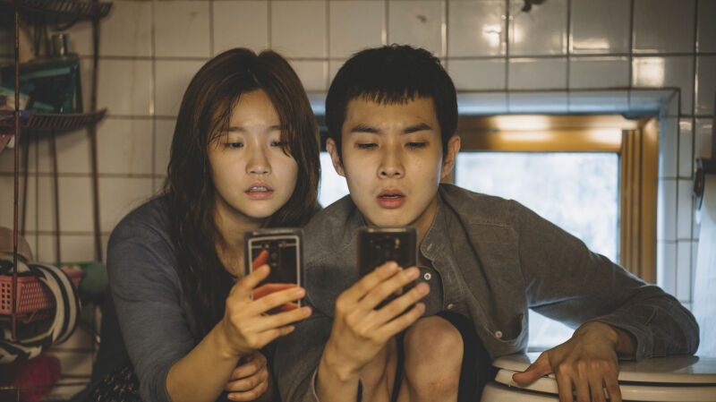 "Zwiastun filmu ""Parasite"" (reż. Bong Joon Ho)"