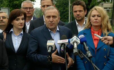 Finisz kampanii przed wyborami do Parlamentu Europejskiego