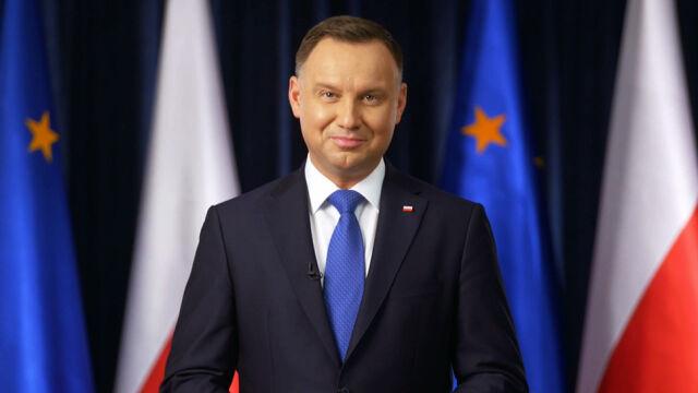 Orędzie prezydenta przed wyborami do PE