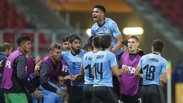 Świetna dyspozycja Urugwaju. Piłkarze z Nowej Zelandii rozgromili Honduras
