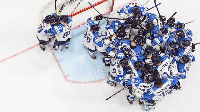 Rosjanie znów bez złotego medalu. Finlandia pierwszym finalistą
