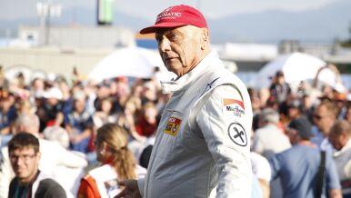 Czerwona gwiazdka dla Nikiego Laudy również  w Formule E