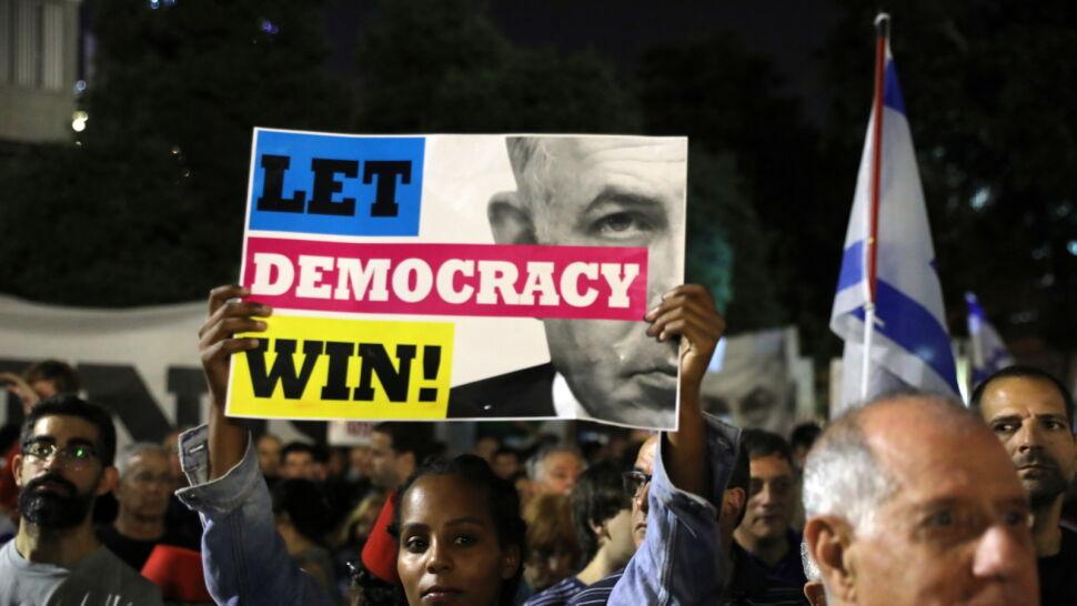 Tysiące Izraelczyków na ulicach. Nie chcą premiera Netanjahu