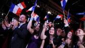Exit poll: zwycięstwo prawicy nad partią Macrona