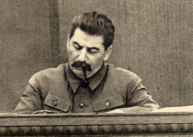 Rosyjski minister: Stalin to kat