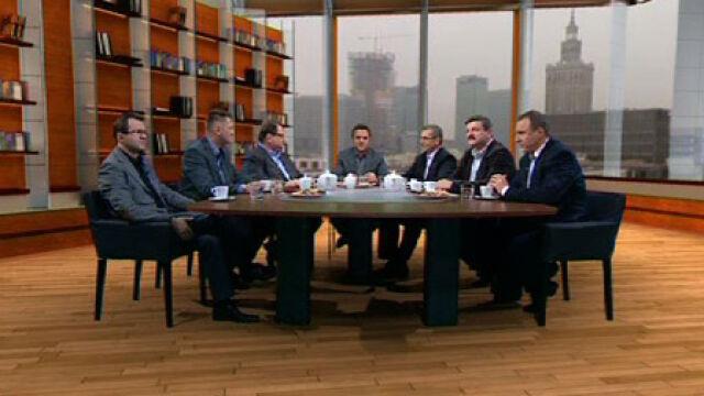 """""""Związek partnerski"""", """"Adamek z Kliczką"""". Polityczne pary 2012"""