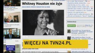 W 1999 r. Whitney Houston była w Polsce. Jej koncert wspomina Paweł Sztompke, dziennikarz I programu Polskiego Radia