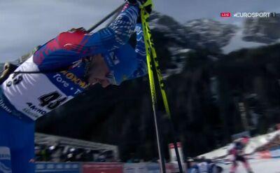 Łoginow wygrał sprint w mistrzostwach świata w Anterselvie