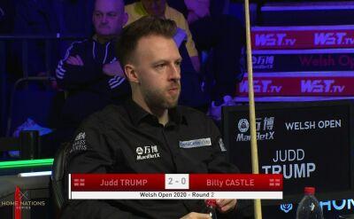 Setka Trumpa w 2. rundzie Welsh Open