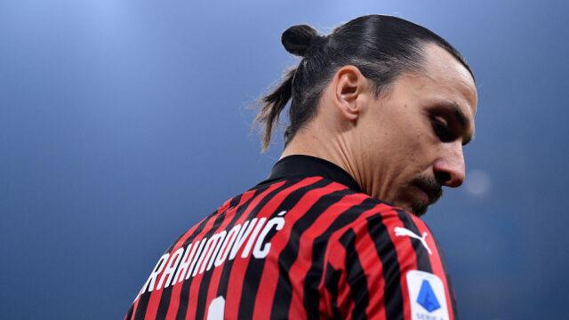 Od 2:0 do 2:4 w derbach Mediolanu. Ibrahimović: zespół przestał wierzyć