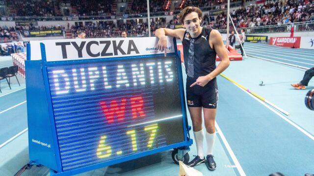 Duplantisowi wciąż mało. Z nową tyczką celuje w kolejny rekord świata