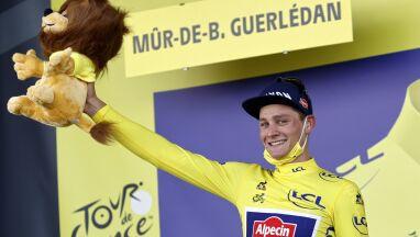 Zwycięstwo na wagę żółtej koszulki Tour de France