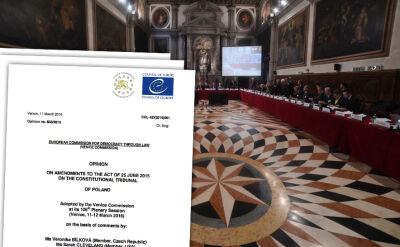 Komisja Wenecka wydała opinię o Polsce