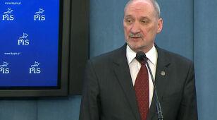 Macierewicz apeluje o zmianę prokuratorów i przyjęcie hipotezy eksplozji