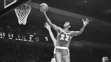 Nie żyje legendarny koszykarz NBA Elgin Baylor.