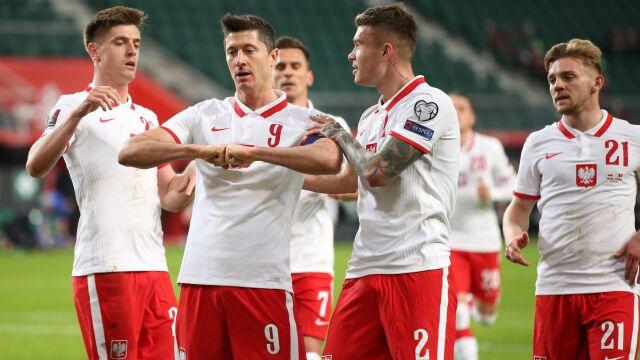 """Dwa gole """"Lewego"""", jeden debiutanta. Polacy z pierwszą wygraną w eliminacjach"""