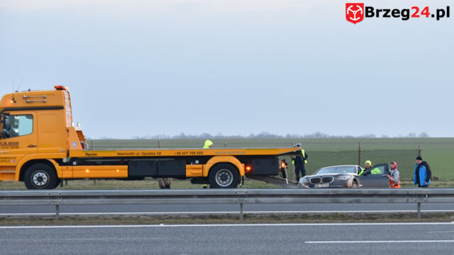 Incydent na autostradzie
