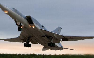 Rosyjskie bombowce Tu-22M