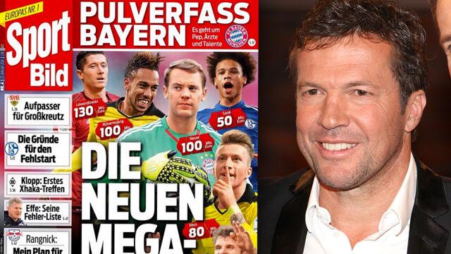 """""""Terminator"""" wie, ile wart jest Lewandowski. """"Najcenniejszy piłkarz Bundesligi"""""""