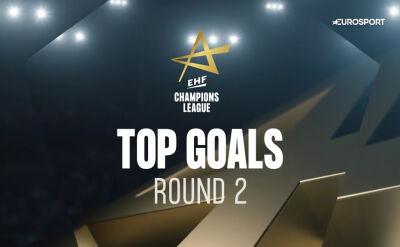 Najlepsze gole 2. kolejki Ligi Mistrzów piłkarzy ręcznych