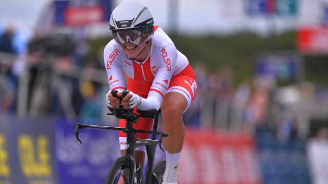 Startują kolarskie mistrzostwa świata. Anna Plichta powalczy o tytuł w jeździe na czas