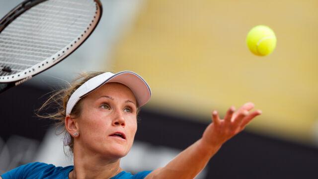 """Katarzyna Kawa zakażona, nie zagra we French Open. """"Wynik jest dla mnie szokiem"""""""