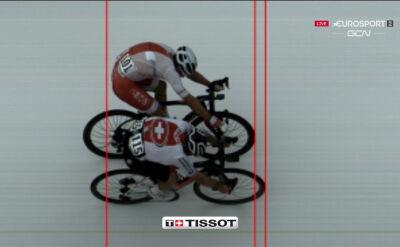 Zadecydowały centymetry. Kwiatkowski poza podium mistrzostw świata