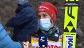 Markus Eisenbichler po wygraniu konkursu indywidualnego w Wiśle