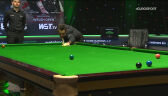 Fluke pomógł O'Sullivanowi wygrać frejma w finale Northern Ireland Open