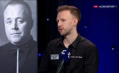 Judd Trump po awansie do 3. rundy Northern Ireland Open