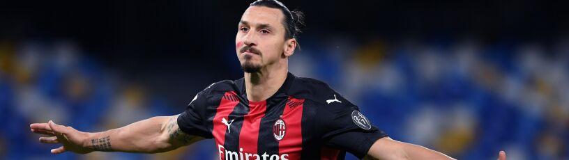 Dwa gole, potem kontuzja. Zlatan rozprawił się Napoli