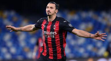 Dwa gole, potem kontuzja. Zlatan rozprawił się z Napoli