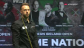 Trump awansował do 4. rundy Northern Ireland Open