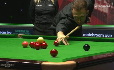 Efektowne zagranie Trumpa w półfinale Northern Ireland Open