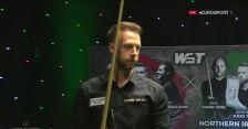 Trump awansował do finału Northern Ireland Open
