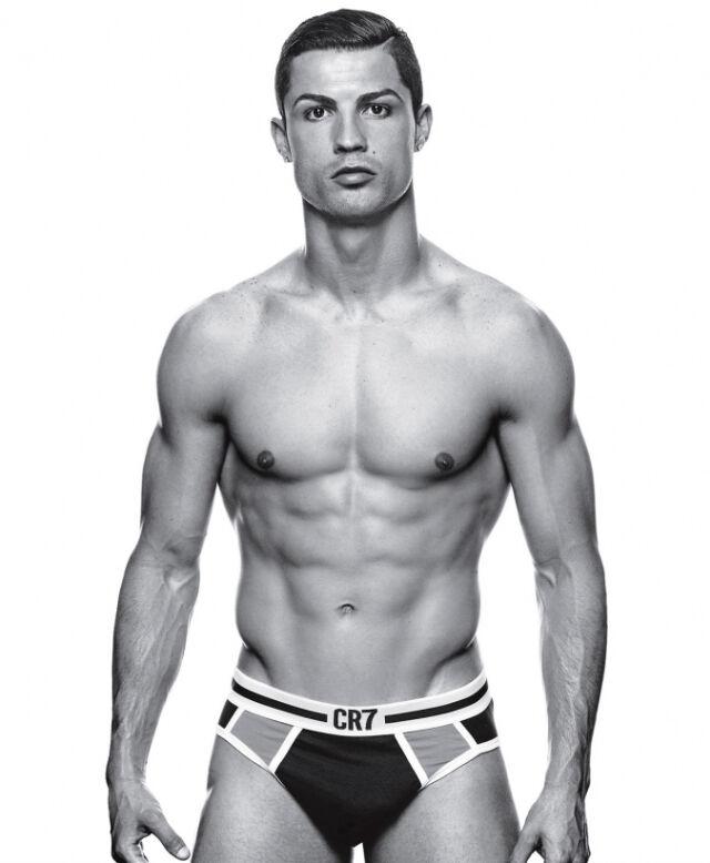 107470414382d6 Źródło: CR7 Cristiano Ronaldo sam reklamuje swoją kolekcję CR7 Underwear