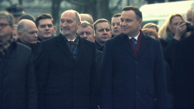 Zgodnie z konstytucją to Andrzej Duda jest zwierzchnikiem sił zbrojnych