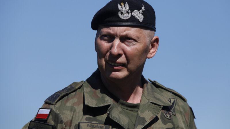 Generał Mirosław Różański o decyzji prezydenta ws. nominacji generalskich
